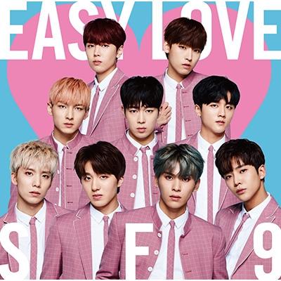 Easy Love 【初回限定盤A】 (CD+DVD)