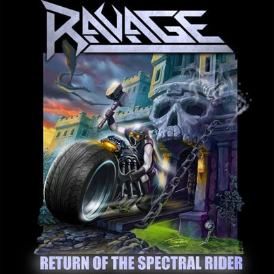 Return Of The Spectral Rider
