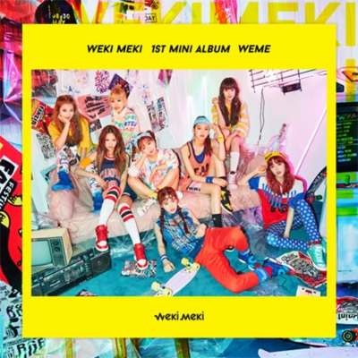 1st Mini Album: WEME