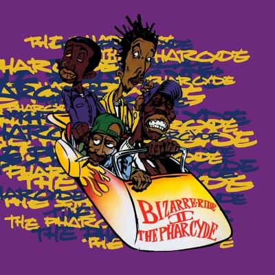 Bizzare Ride II The Pharcyde 25周年記念エディション (2LP+3枚組12インチシングルレコード)