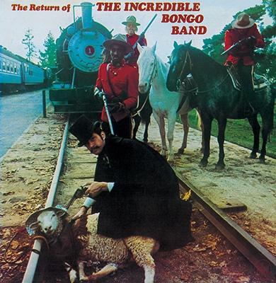Return Of The Incredible Bongo Band+1