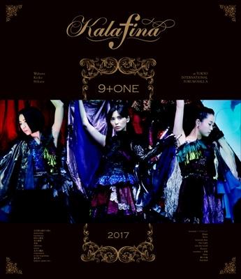 Kalafina 9+one at 東京国際フォーラムホールA (Blu-ray)