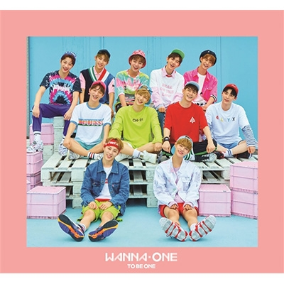「1×1=1(TO BE ONE)」(Pink Ver.)-JAPAN EDITION-(CD+DVD)