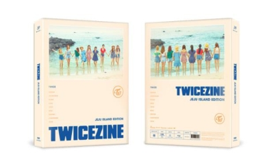 TWICEZINE JEJU ISLAND EDITION[BOOK+DVD(再生不可)]