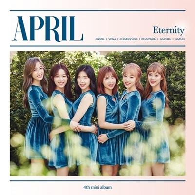 4th Mini Album: Eternity