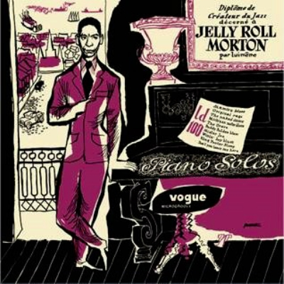 Piano Solos (Vogue Jazz Club Vinyl)【完全生産限定盤】(アナログレコード)