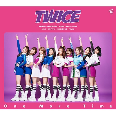 One More Time 【初回限定盤A】 (CD+DVD)