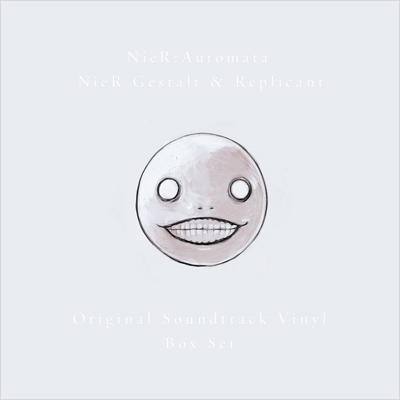 NieR:Automata / NieR Gestalt & Replicant Original Soundtrack Vinyl Box Set【完全生産限定盤】(BOX仕様/4枚組アナログレコード)