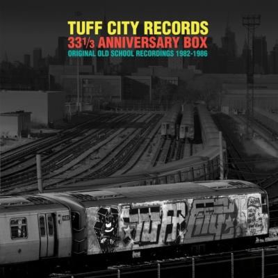 Tuff City Records Anniversary Box Set: The Original Old School Recordings 1982-1986 (6枚組アナログレコードBOX)