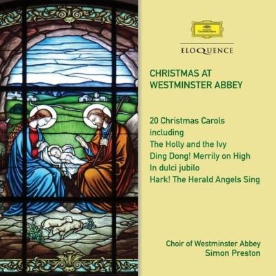 『ウェストミンスター寺院のクリスマス』 サイモン・プレストン&ウェストミンスター寺院聖歌隊
