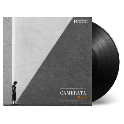 【LP】 カメラータRCOによるゴルドベルグ変奏曲