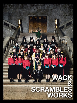 WACK & SCRAMBLES WORKS (+DVD)