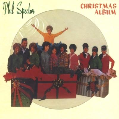 音楽監督フィル・スペクターのクリスマスレコード!