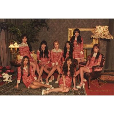 3rd Mini Album: FALL IN LOVELYZ