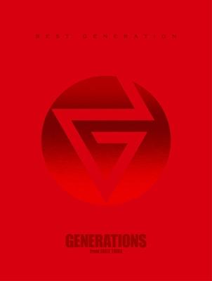 BEST GENERATION 【限定BOX】(3CD+4DVD)
