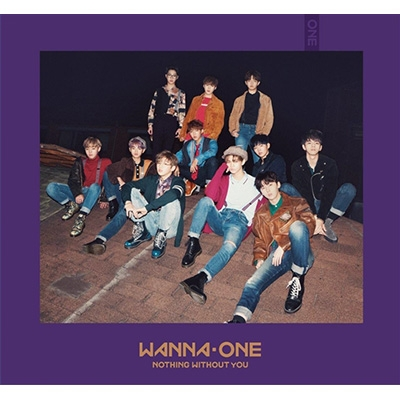 1-1=0(NOTHING WITHOUT YOU)-JAPAN EDITION-【WANNA Ver.】 (CD+DVD)