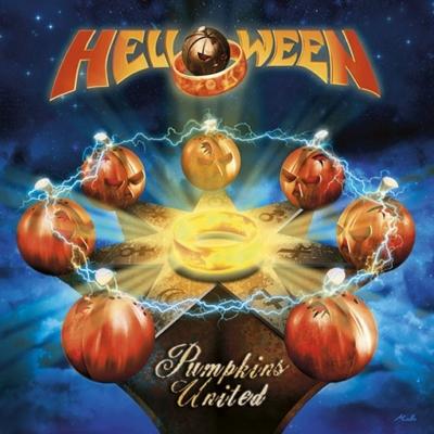 ハロウィン「Pumpkins United」10インチシングル入荷