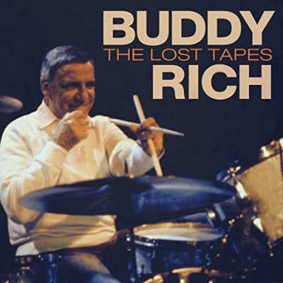 Buddy Rich 1985年ライブ盤「Lost Tapes」LP