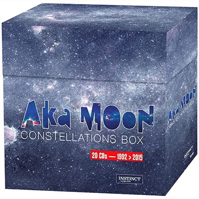 Constellations Box 1992-2015 (20CD)