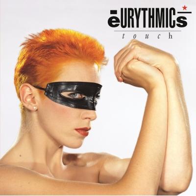 ユーリズミックスの3RDアルバム「Touch」LP