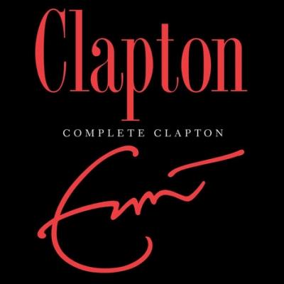 Complete Clapton【2018 RECORD STORE DAY 限定盤】(BOX仕様/4枚組アナログレコード+7インチシングル)