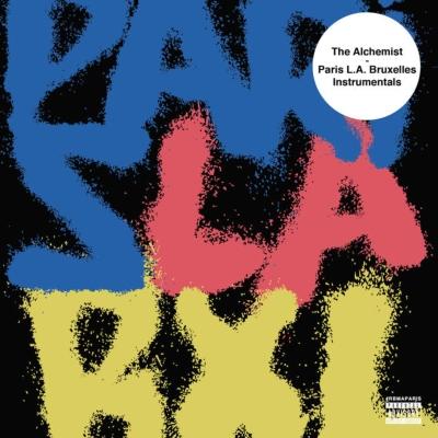 Paris L.a.Bruxelles Instrumentals (アナログレコード)