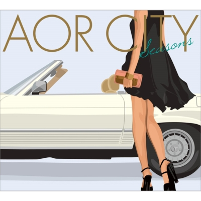 AOR City Seasons (4CD)(紙ジャケット)