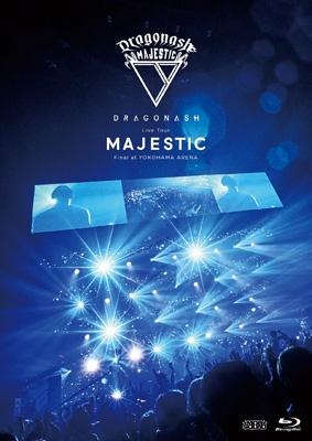 Live Tour MAJESTIC Final at YOKOHAMA ARENA (Blu-ray)