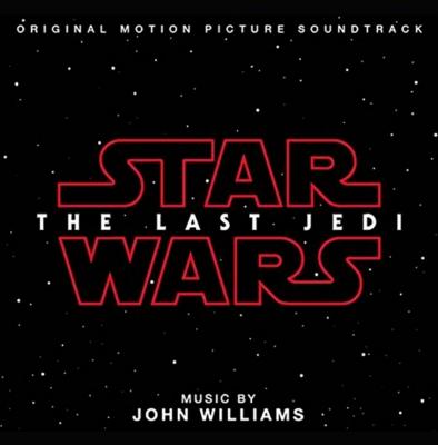 スター・ウォーズ:最後のジェダイ Star Wars: The Last Jedi サウンドトラック (2枚組アナログレコード/Walt Disney)