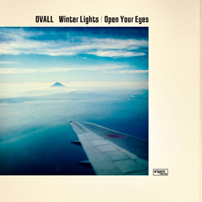 Winter Lights / Open Your Eyes 【初回生産分限定盤】(7インチシングルレコード)