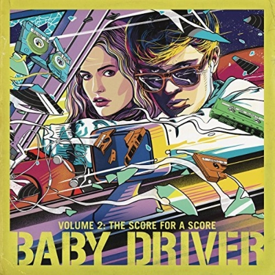 Baby Driver Volume 2:The Score for A Score (アナログレコード)
