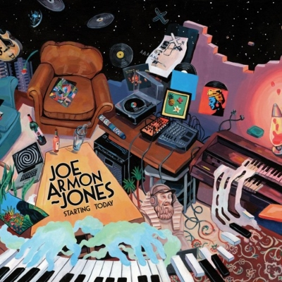 Joe Armon-Jones / Starting Today