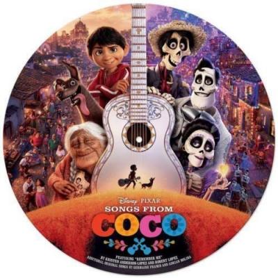 リメンバー・ミー Songs From Coco サウンドトラック ピクチャー仕様 アナログレコード Walt