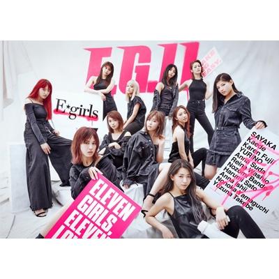 E.G.11 【初回生産限定盤】(2CD+2DVD)