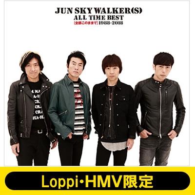 《Loppi・HMV限定盤 Tシャツ(サイズM/白色)付きセット》 ALL TIME BEST~全部このままで~1988-2018 【初回限定盤】(+DVD)