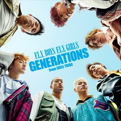 F.L.Y.BOYS F.L.Y.GIRLS (+DVD)