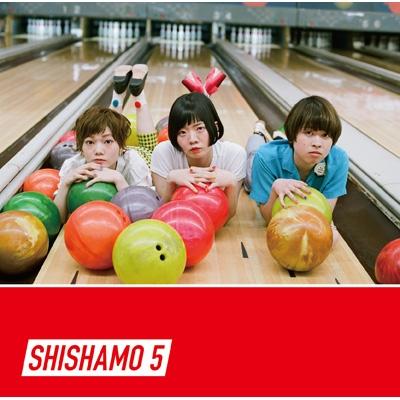 SHISHAMO 5 NO SPECIAL BOX 【完全生産限定盤】(CD+Tシャツ(FREE SIZE)+オリジナルポーチ)