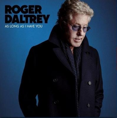 ロジャー・ダルトリーの2018年作ソロアルバムLP