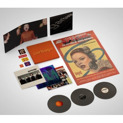 Version 2.0 デラックス・エディション 20周年記念盤 (3枚組アナログレコード)