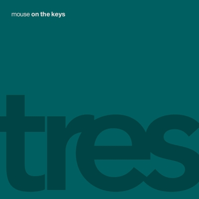 mouse on the keysの3RDフルがLP化