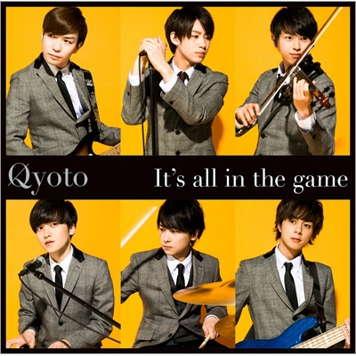 It's all in the game 【初回生産限定盤】(+DVD)