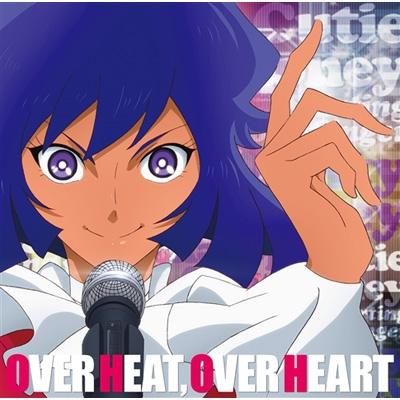 OVER HEAT, OVER HEART  TVアニメ『Cutie Honey Universe』ミスティーハニーキャラクターソング