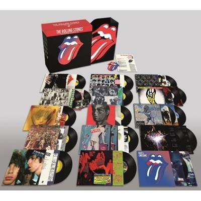 Studio Albums Vinyl Collection 1971-2016 (BOX仕様/20枚組/180グラム重量盤レコード)