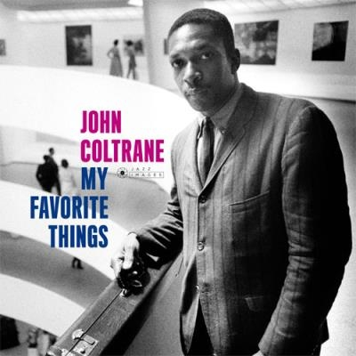 コルトレーンの「My Favorite Things」がJAZZ IMAGES盤で登場!