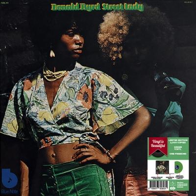 ドナルド・バードの「Street Lady」カラーLP