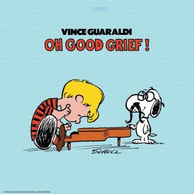 ヴィンス・ガラルディ1968年作「Oh Good Grief!」LP