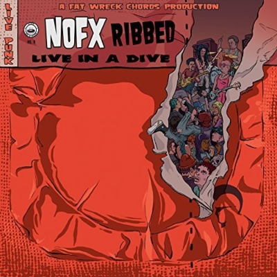 Ribbed: Live In A Dive