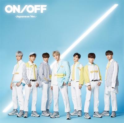 ON/OFF -Japanese Ver.-【初回限定盤A】 (CD+DVD)
