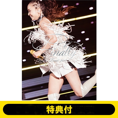 《特典付き》 namie amuro Final Tour 2018 〜Finally〜(東京ドーム最終公演+25周年沖縄ライブ+京セラドーム大阪公演)【DVD5枚組】