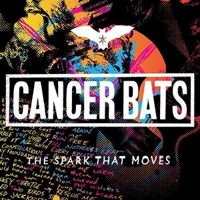 「cancer bats spark that moves」の画像検索結果